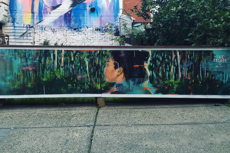 Street Art Jason Parker