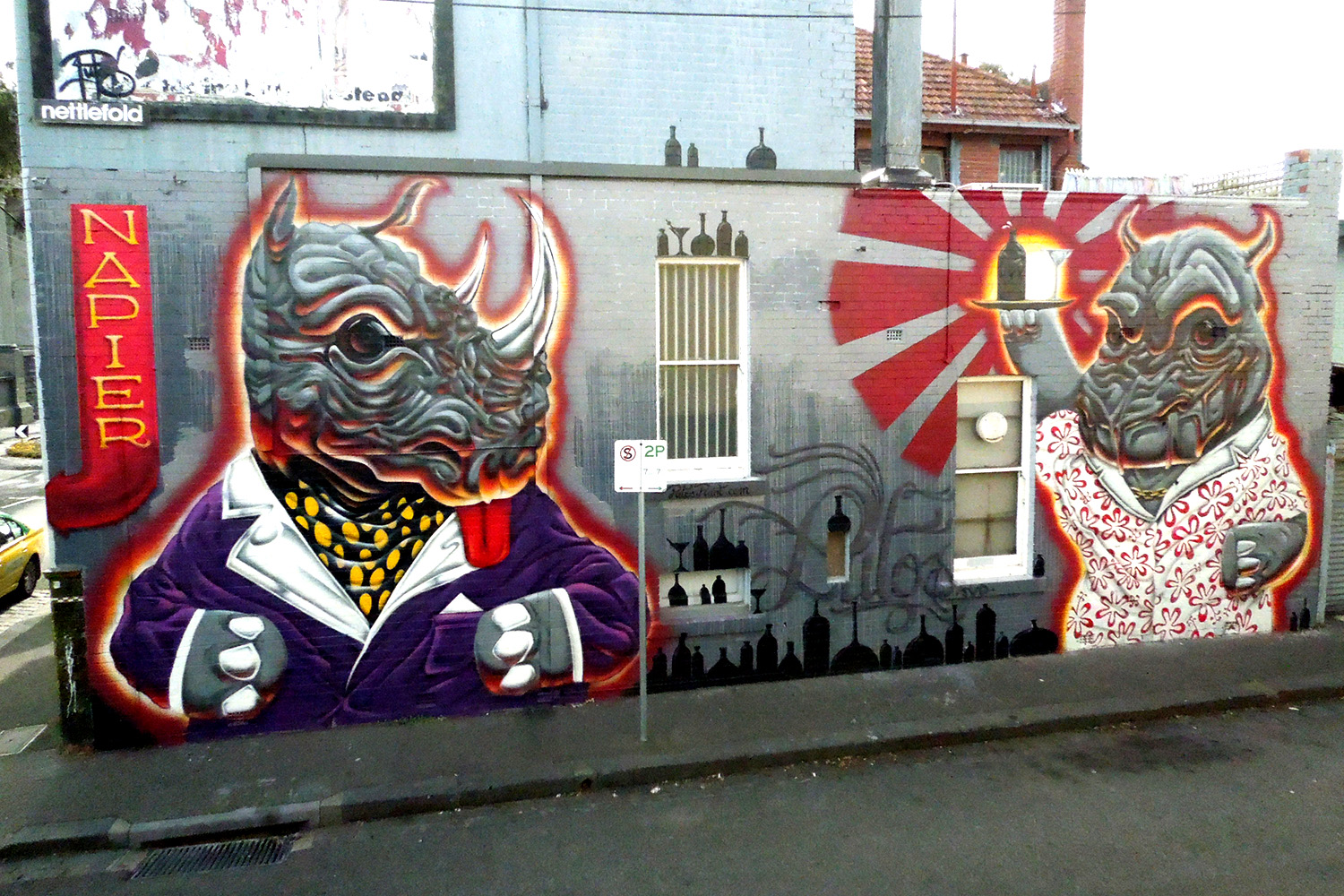 Putos Melbourne Street Art