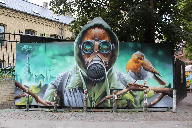 Welin Street Art Melbourne