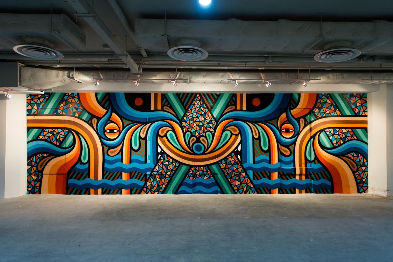 Beastman Street Art Melbourne